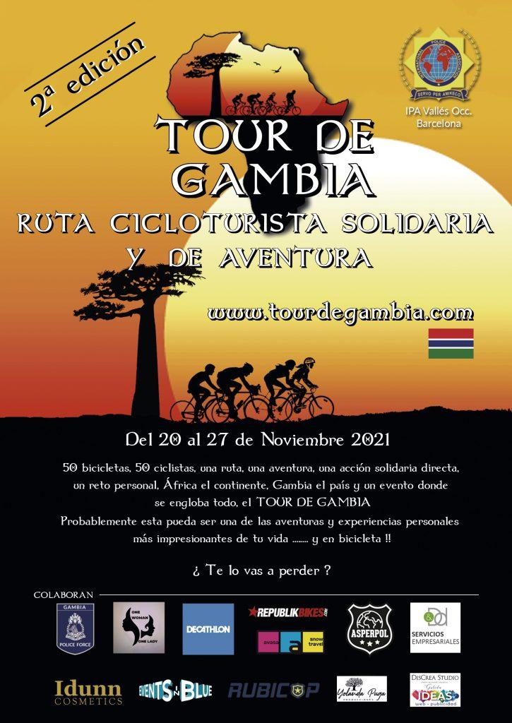 TOUR DE GAMBIA 2021